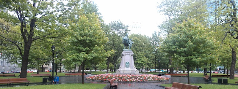 Photo of Square Dorchester in Montreal